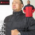 (本州四国九州送料無料)大きいサイズ メンズ Marmot-デュース ダウン ジャケット(メーカー取寄)マーモット 3L 4L 5L 6L