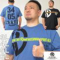 大きいサイズ メンズ RealBvoice-WATERMAN SPIRT TYPE S半袖Tシャツ(メーカー取寄)リアルビーボイス/3L/4L/5L/6L