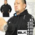 BLK ラグビー プルオーバーフーディー(メーカー取寄)S M L XL 2XL 3XL 4XL 5XL