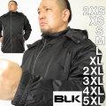 BLK ラグビー T7サイドラインジャケット(メーカー取寄)S M L XL 2XL 3XL 4XL 5XL