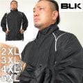 大きいサイズ メンズ BLK ラグビー トレーニング トラックジャケット(メーカー取寄) 2XL 3XL 4XL 5XL