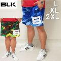 BLK ラグビーCREWショーツ(メーカー取寄)L XL 2XL