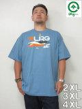 LRG(エルアールジー)「SEENIK」TEE<VENICE BLUE>