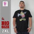 MISHKA(ミシカ)Tシャツ(マウス)BLACK-2XL