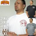 (本州四国九州送料無料)大きいサイズ メンズ デビルーズ オリジナル-4.1オンス ドライ アスレチック 半袖 Tシャツ 2XL 3XL 4XL 5XL 6XL