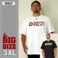 SOUTHPOLE(サウスポール)オフィシャルロゴプリントTシャツ