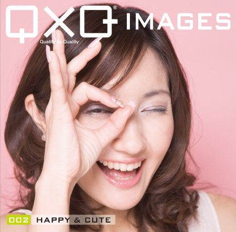 QxQ IMAGES 002 Happy & Cute