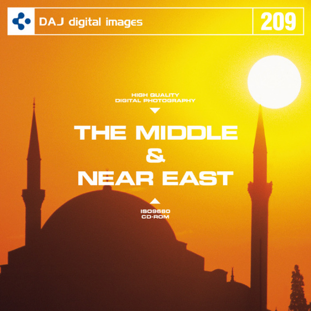DAJ209 THE MIDDLE & NEAR EAST 【中近東】