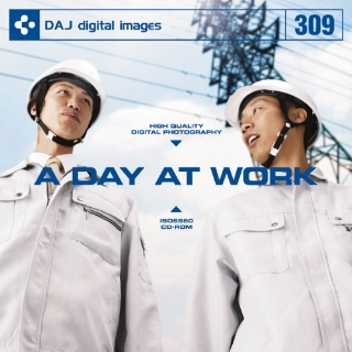 DAJ309 A DAY AT WORK 【働く人々】