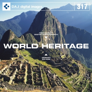 DAJ317 WORLD HERITAGE 【世界遺産】