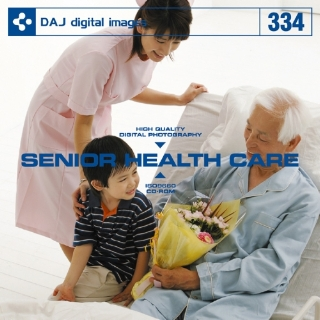 DAJ334 SENIOR HEALTH CARE 【シニア 介護】