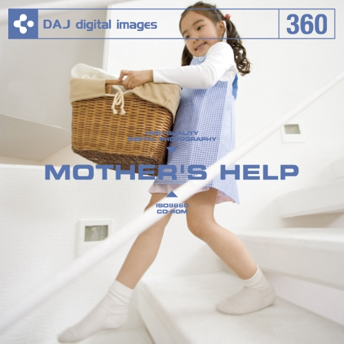 DAJ360 MOTHER'S HELP【お手伝い】