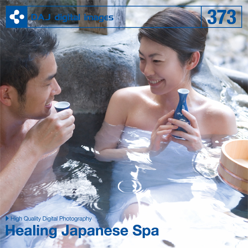 DAJ373 Healing Japanese Spa【温泉旅館】