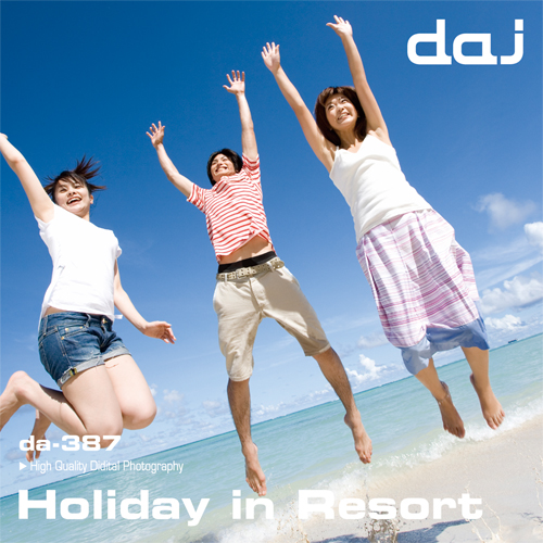 DAJ387 Holiday in Resort【若者】