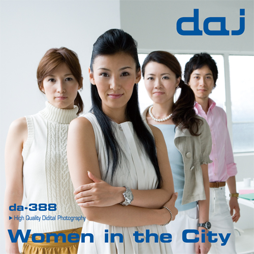 DAJ388 Women in the City【女性】