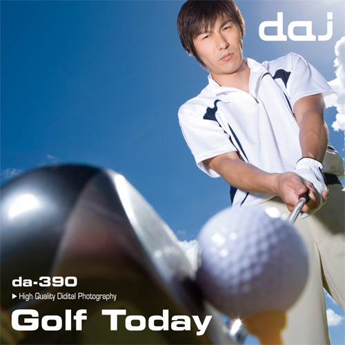 DAJ390 Golf Today【ゴルフ】