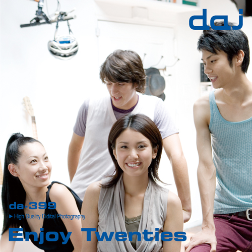 DAJ399 Enjoy Twenties 【若者】