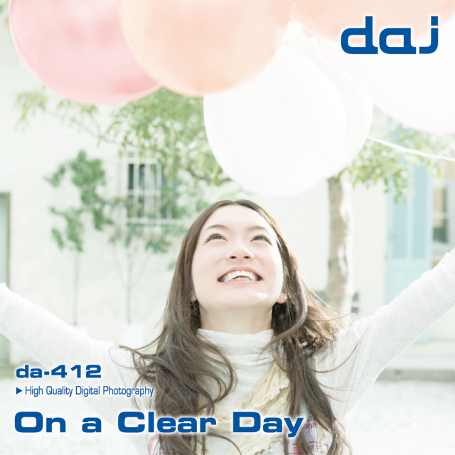 DAJ 412 On a Clear Day