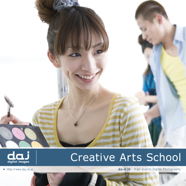 DAJ 416 Creative Arts School
