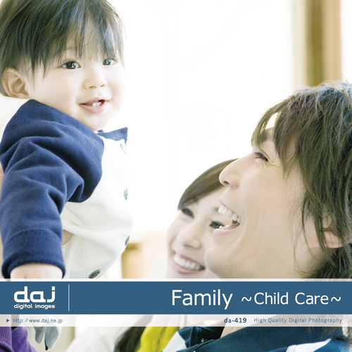 DAJ 419 Family ~Child Care~