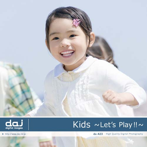 DAJ 423 Kids ~Let's Play !!~