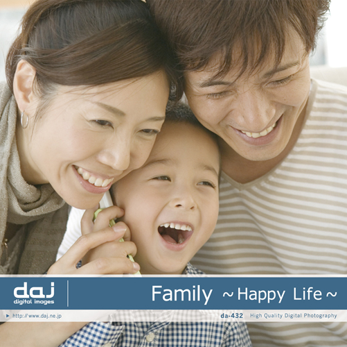 DAJ 432 Family ~Happy Life~