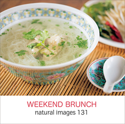 naturalimages Vol.131 WEEKEND BRUNCH〈フード、人物〉