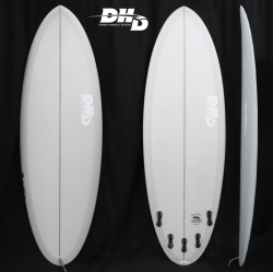 "【即納品可能】POCKET KNIFE 5'8"" x 20 1/2"" x 2 5/8"" 33.5L FCS2 5FIN GRAY RESIN TINT ストック中 送料無料[dhd-sb130]"
