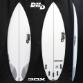 "【送料無料・即納品可能】 3DX  5'10""29.5L FCS2 5FIN ストック中 2018New Modeel more Waves & more Fun  [dhd-sb124]"
