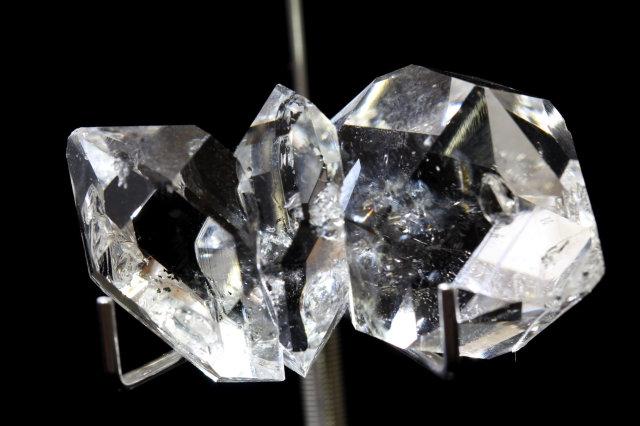 ハーキマーダイヤモンド原石(F807)