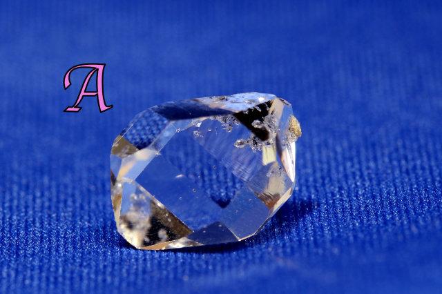 ハーキマーダイヤモンド原石(F809-A-B)