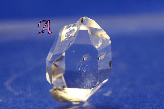 ハーキマーダイヤモンド原石(F811-A-B)