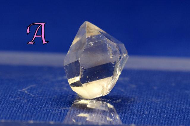 ハーキマーダイヤモンド原石(F812-A-B)