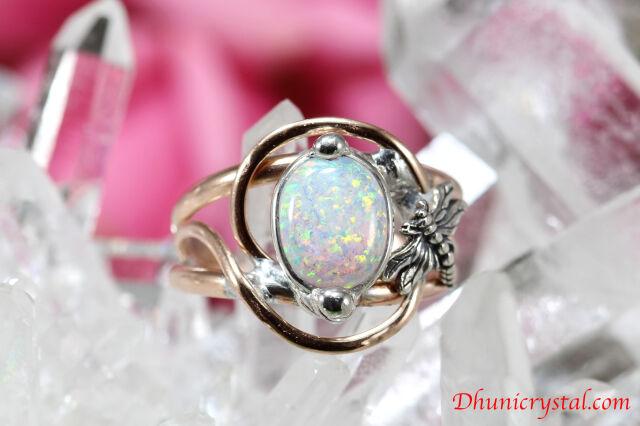 Magical Delight Ring/指輪 【オパール】(J512)