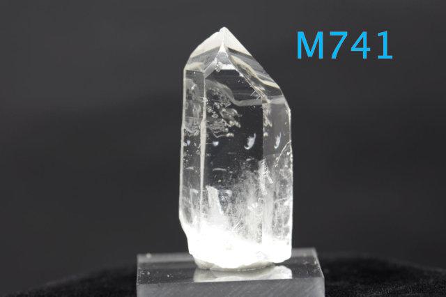 トマスゴンサガ水晶ポイント/(M741/M742)