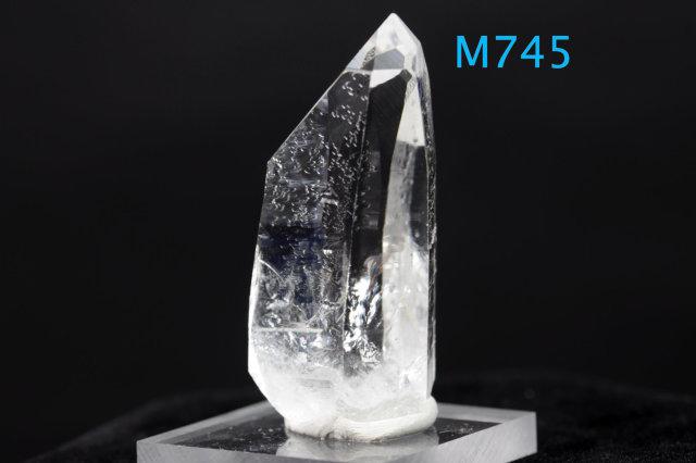 トマスゴンサガ水晶ポイント/イシス(M745、M746)