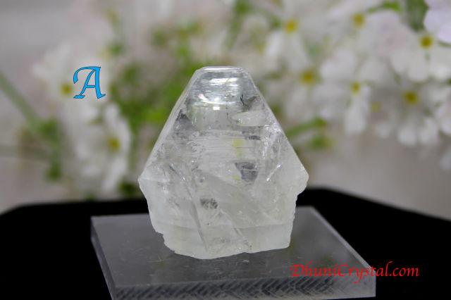 アポフィライト/天然ピラミッド(S201-A-B)