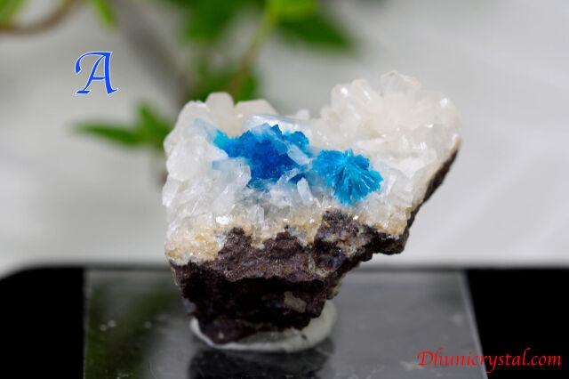 カバンサイト原石/スティルバイト母岩(S530)