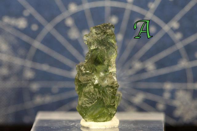 モルダバイト原石(W788A-B)
