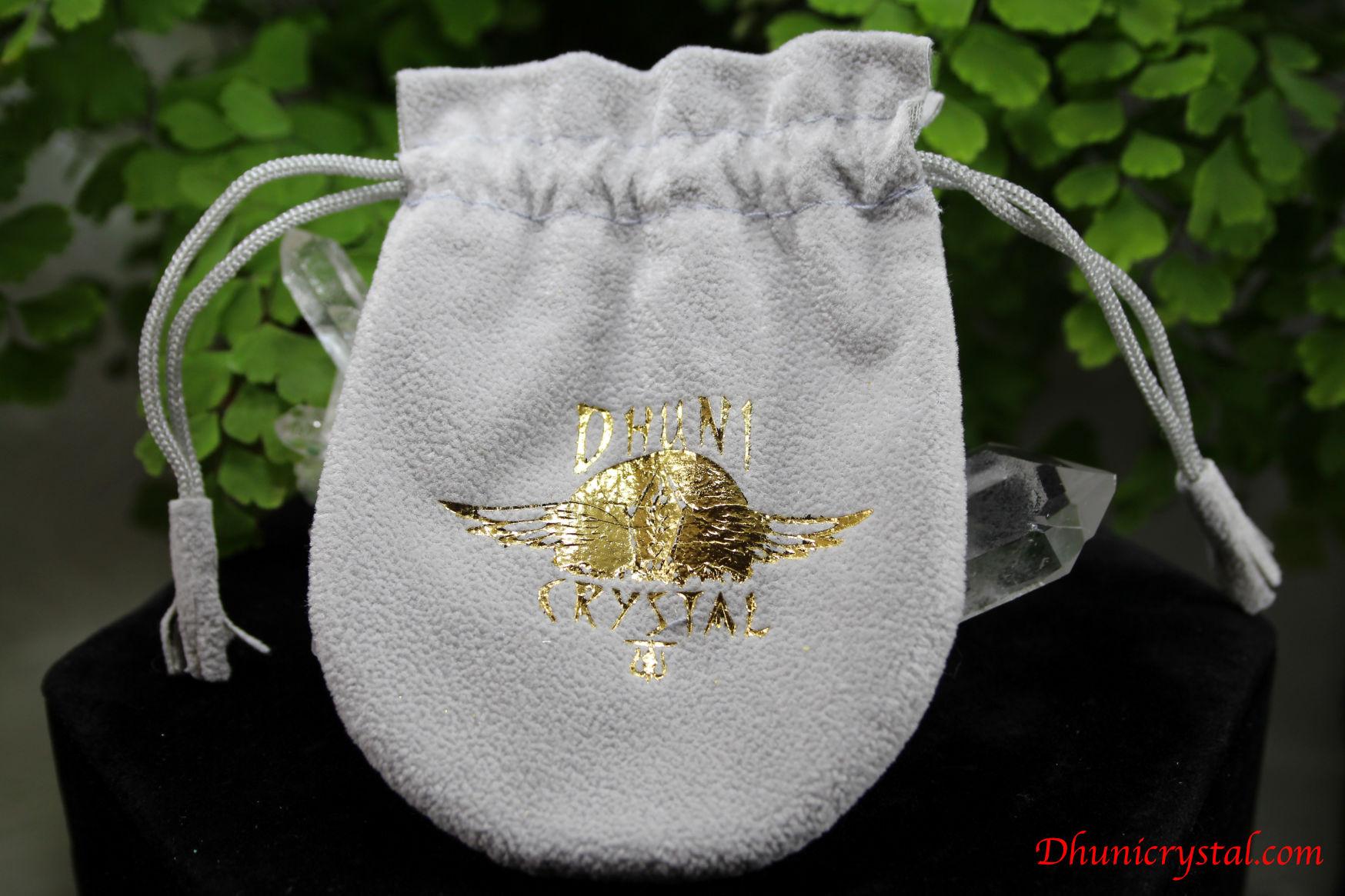 Dhuni crystal オリジナルぽち袋