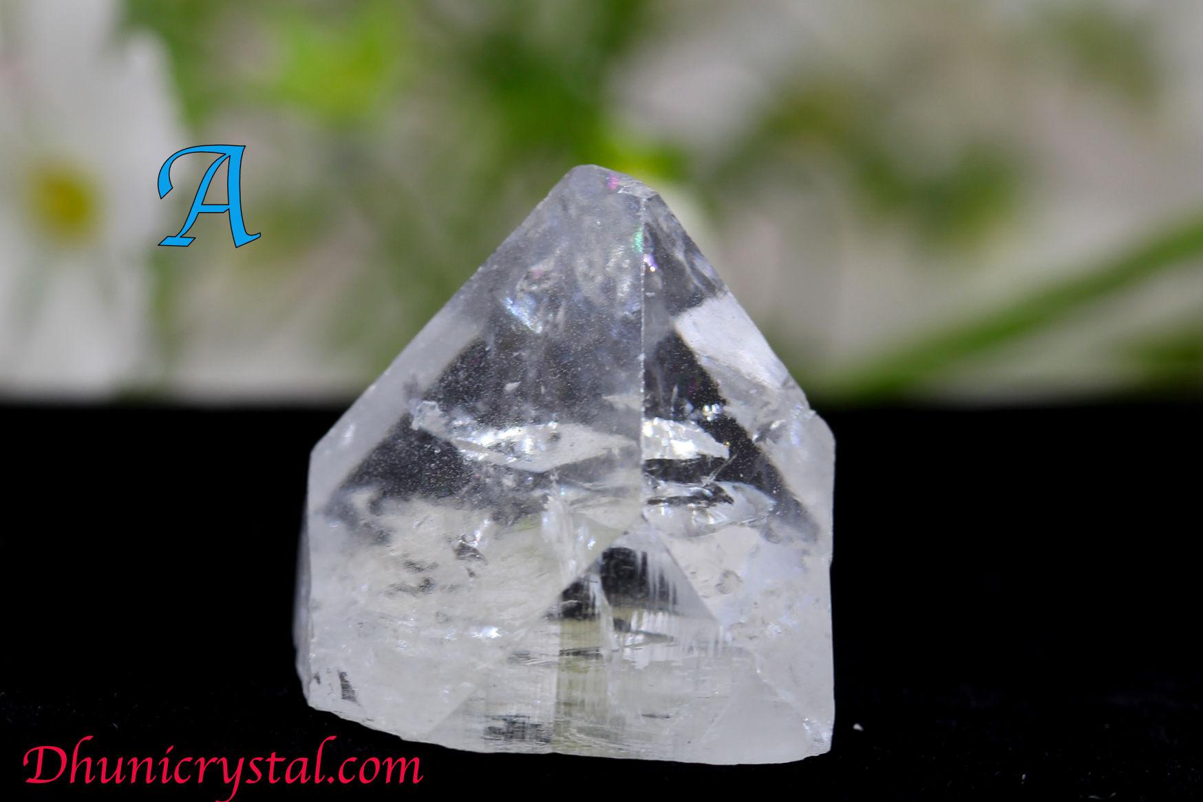 アポフィライト/天然ピラミッド(S203-A-B)