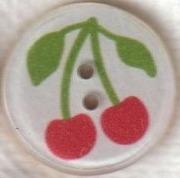 Jim Knopf*ココナッツボタン*チェリー
