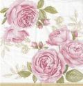 5枚組ペーパーナプキン*Delicate Roses
