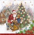 5枚組ペーパーナプキン*クリスマスマーケット
