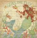 5枚組ペーパーナプキン*Seas the day