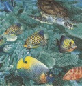5枚組ペーパーナプキン*Under the Sea