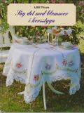 Lillill Thuve*スウェーデンの花刺繍