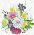 5枚組ペーパーナプキン*花束
