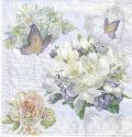 5枚組ペーパーナプキン*Flower Love