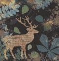 5枚組ペーパーナプキン*Autumn Deer